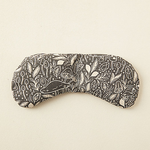 View larger image of Migraine Mask, Mushroom Print