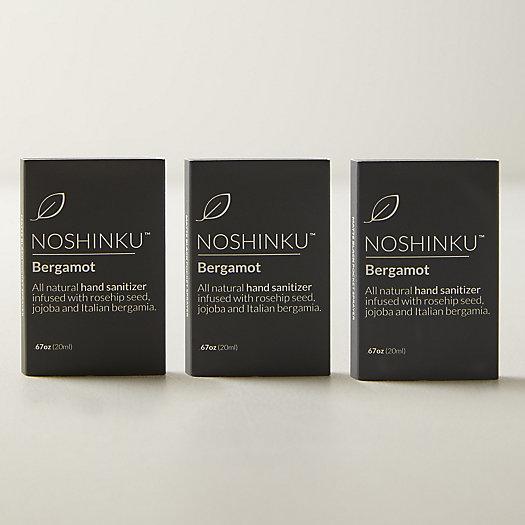 View larger image of Pocket Bergamot Hand Sanitizers, Set of 3