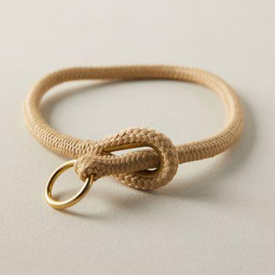 Braided Rope Pet Collar