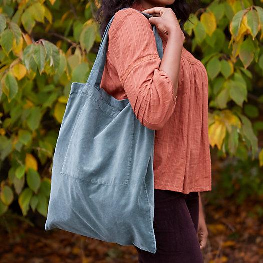 View larger image of Velvet Pocket Bag