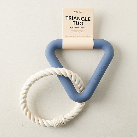 View larger image of Pet Triangle Tug Toy