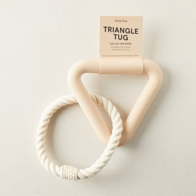 Pet Triangle Tug Toy