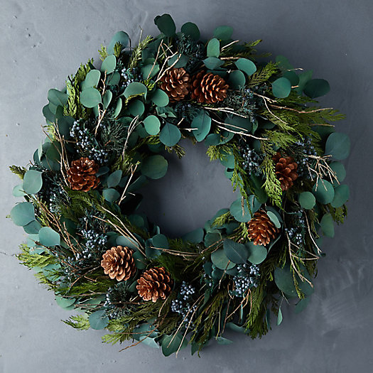 View larger image of Preserved Homestead Greenery Wreath