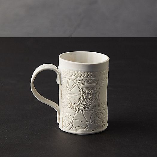 View larger image of Source and Tradition Block Print Mug