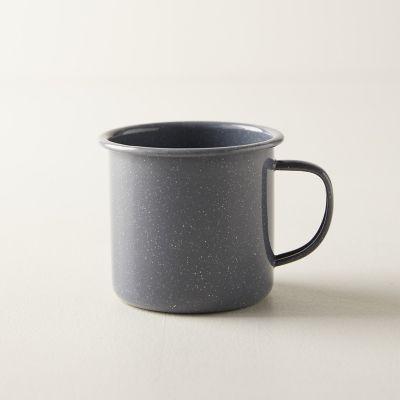 Speckled Enamel Mug