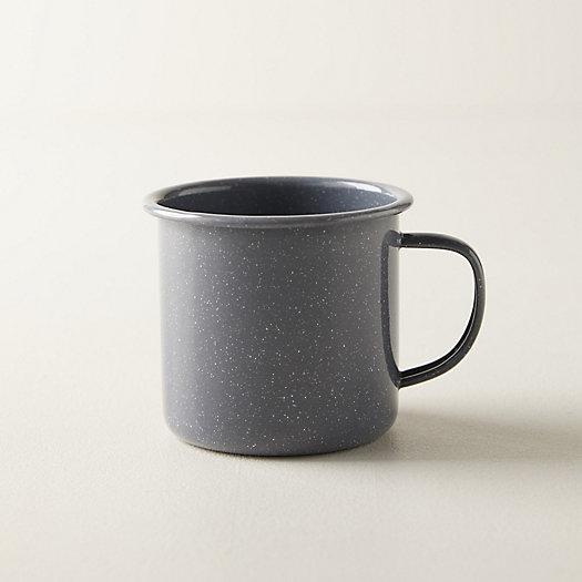 View larger image of Speckled Enamel Mug