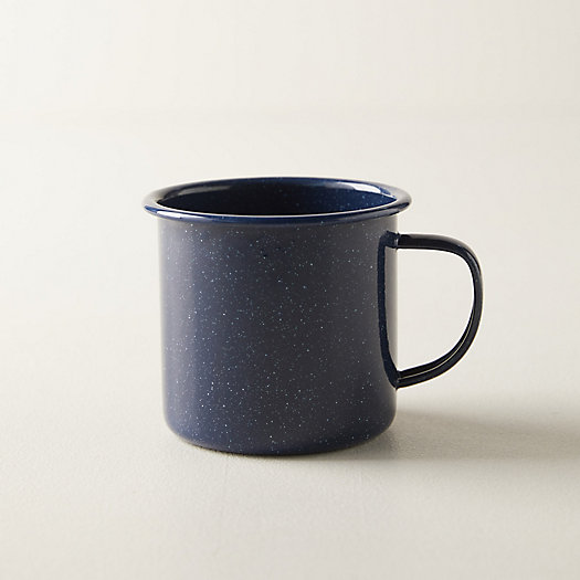 View larger image of Speckled Enamel Mug