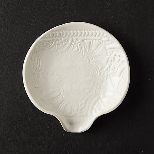 View larger image of Source and Tradition Block Print Spoon Rest