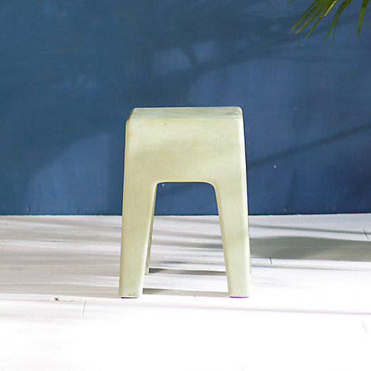 View larger image of Concrete Side Table