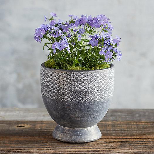 View larger image of Ceramic Line Impressions Pot
