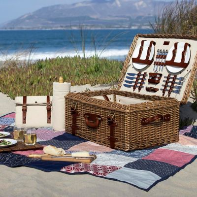 Outdoor Luncheon Set for Four