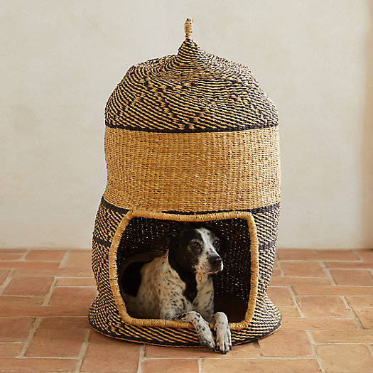 View larger image of Woven Covered Pet Bed