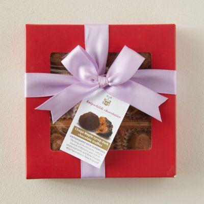 Chaga Maple Dark Chocolate Truffles
