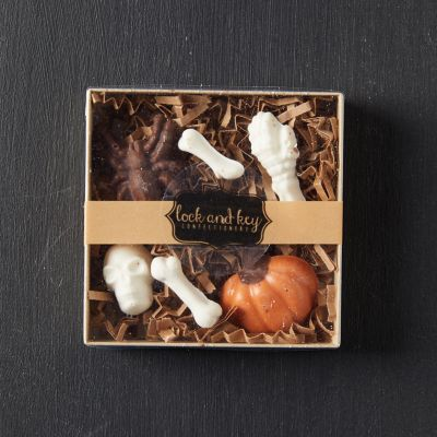 Halloween Chocolates, Set of 6