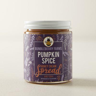 BumbleBerry Farms Pumpkin Spice Honey Cream