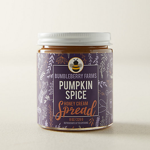 View larger image of BumbleBerry Farms Pumpkin Spice Honey Cream