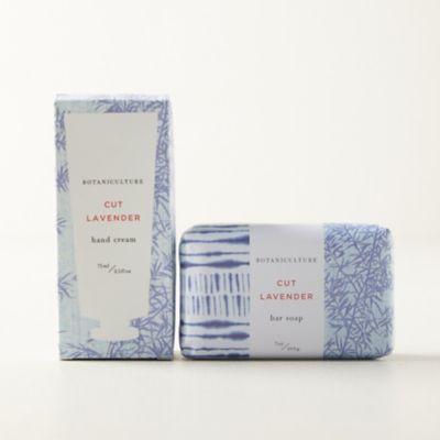 Botaniculture Cut Lavender Hand Soap + Lotion