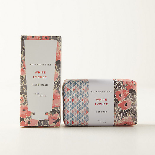 View larger image of Botaniculture White Lychee Hand Soap + Lotion Set