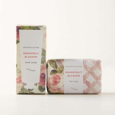 Botaniculture Grapefruit Hand Soap + Lotion