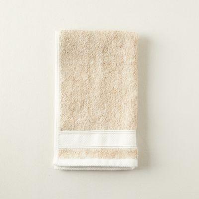 Stripe Linen Hand Towel