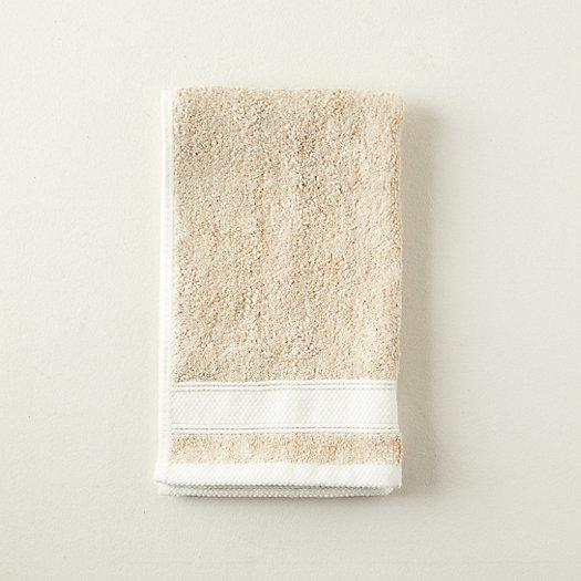 View larger image of Stripe Linen Hand Towel