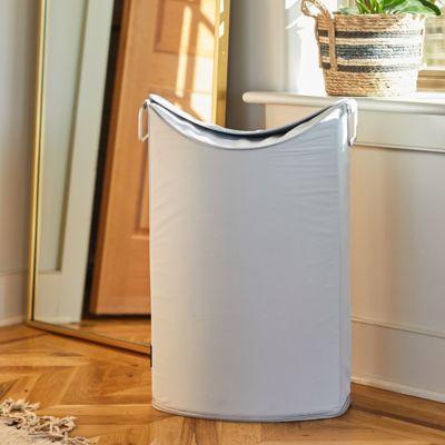 Collapsible Aluminum Laundry Bin