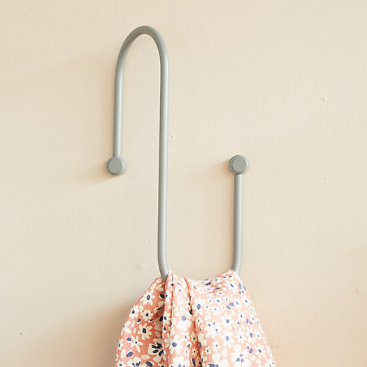 View larger image of Individual Wall Coat Rack