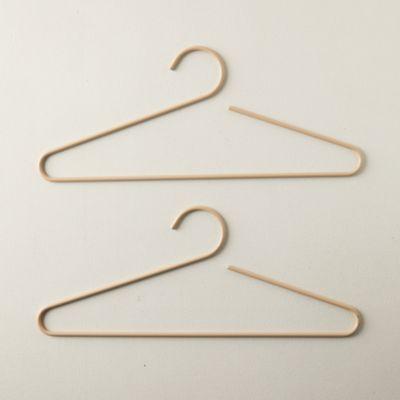 Steel Hangers, Set of 2