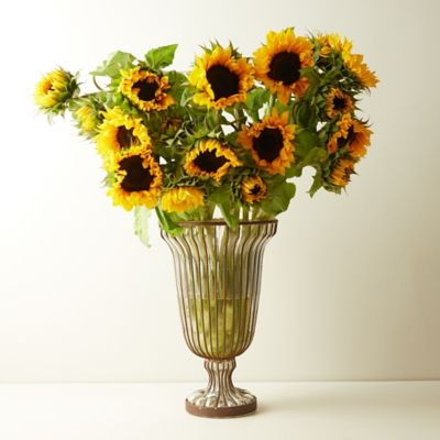 Fresh Sunflower Bunch