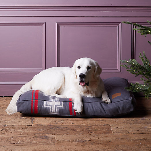 View larger image of Pendleton Cross Pet Napper Bed