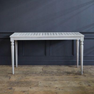 Shoreham Teak Console Table