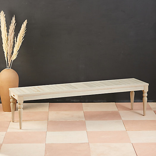 View larger image of Shoreham Teak Dining Bench