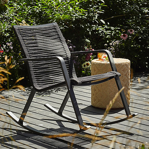 View larger image of Veranda Woven Rocking Chair