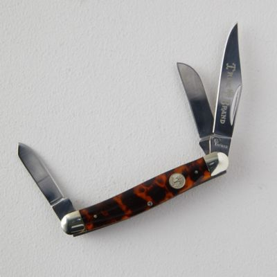 Tortoise Shell Pocket Knife