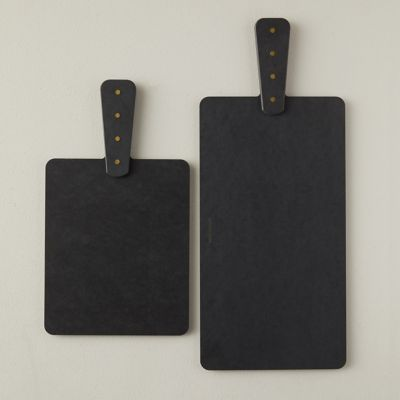 Rivet Handled Cutting Board