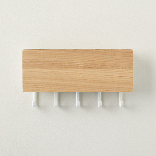 View larger image of Magnetic Key Rack with Tray