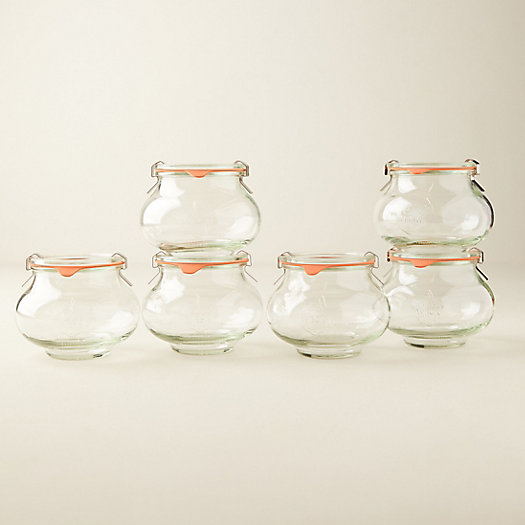 View larger image of 0.5L Deco Weck Jar Set
