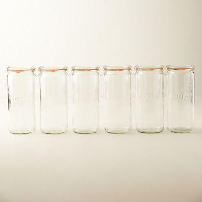 1L Weck Jar Set