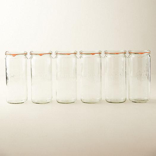 View larger image of 1L Weck Jar Set