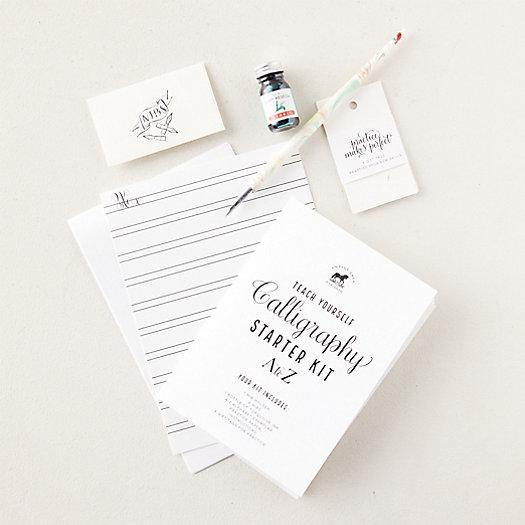 View larger image of Calligraphy Starter Kit