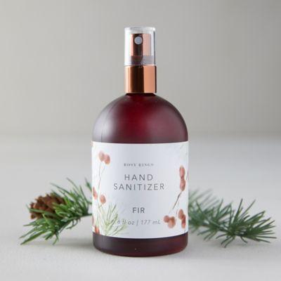 Rosy Rings Hand Sanitizer, Fir
