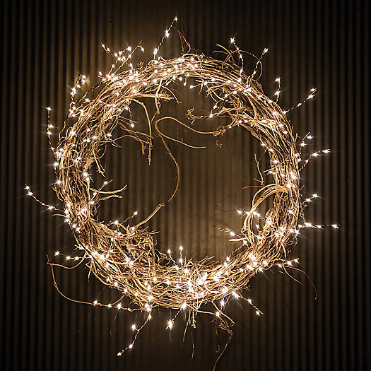 View larger image of Glowing Honeysuckle Wreaths