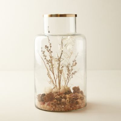 Rosy Rings Floral Fragrance Jar, Extra Large