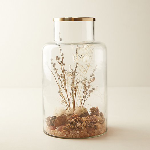 View larger image of Rosy Rings Floral Fragrance Jar, Extra Large