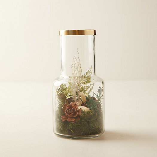 View larger image of Rosy Rings Floral Fragrance Jar, Small