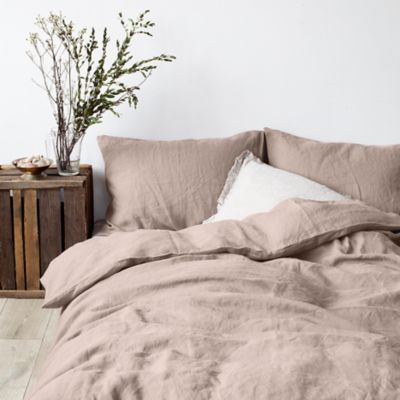 Linen Duvet Set, Queen