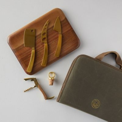 Cheese Board Travel Set