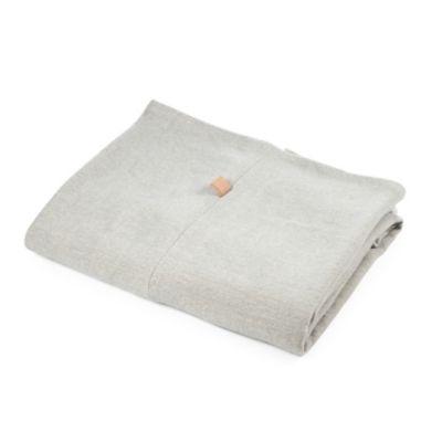 Shetland Linen Coverlet