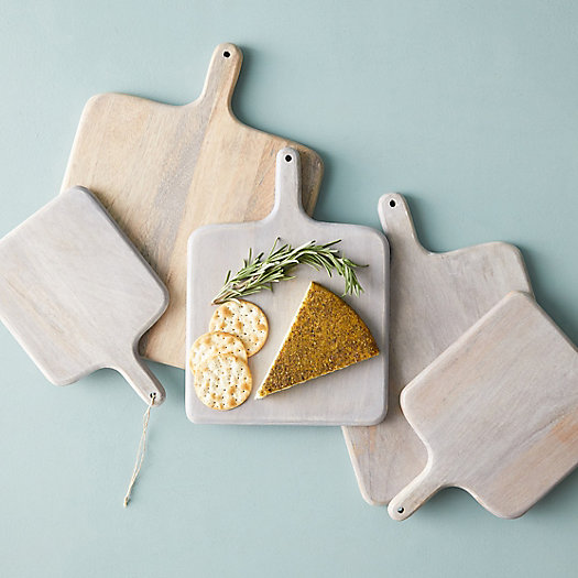 View larger image of Gray Washed Serving Boards, Set of 5