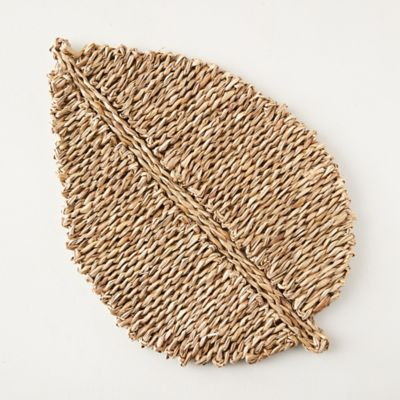 Leaf Seagrass Placemat